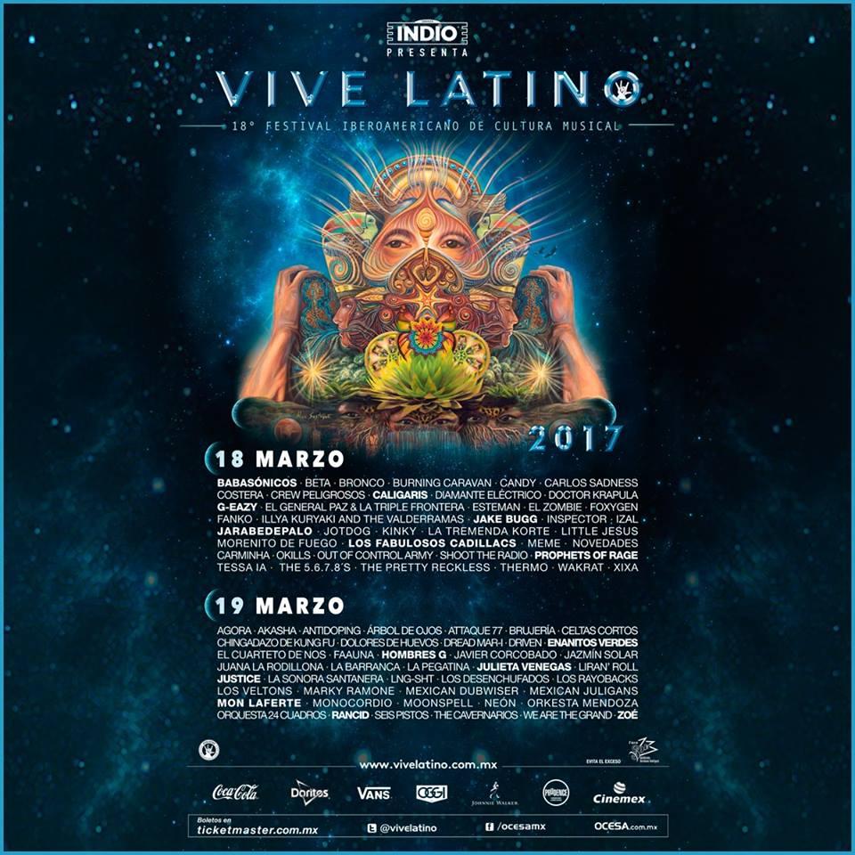 Imagen: https://www.facebook.com/festivalvivelatino