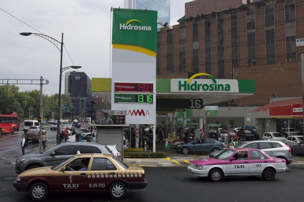 Hidrosina. Foto: Cuartoscuro