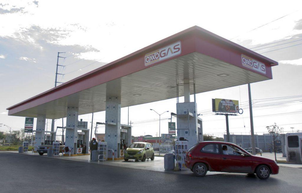 Gasolinera Oxxo. Foto: Cuartoscuro