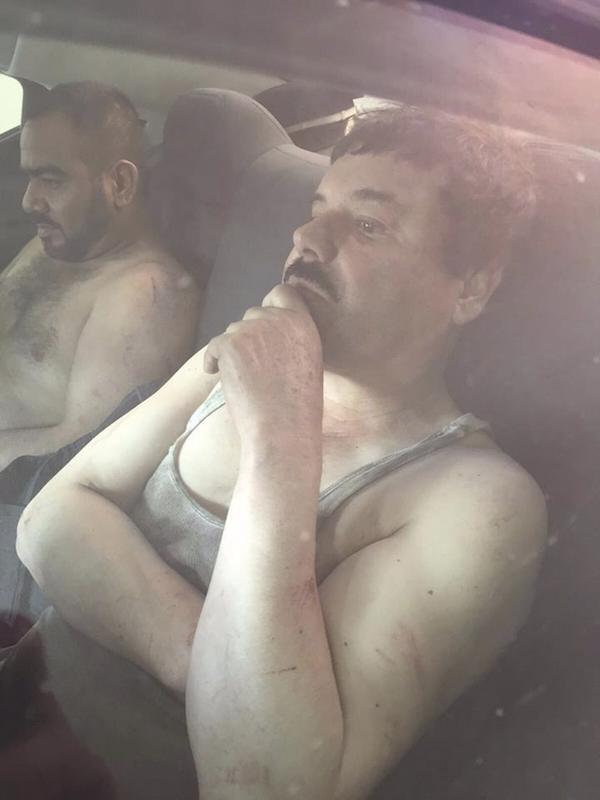 Recaptura Chapo