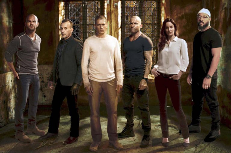 El regreso de Prison Break