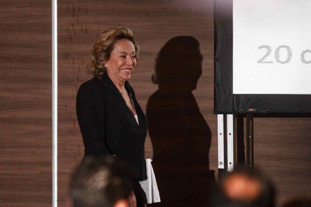 """6 mdd quizo guardar en Andorra Elba Esther Gordillo; dijo que eran """"herencia de su madre"""""""