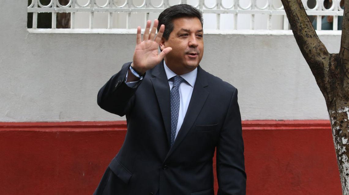 FBI solicita información de gobernador de Tamaulipas