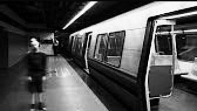 metro fantasma