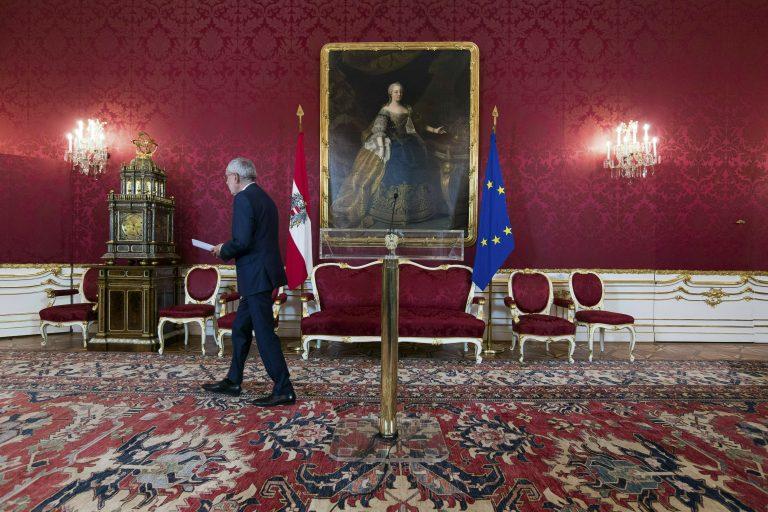 Austria: Juran Ministros Interinos Tras Escándalo De Video
