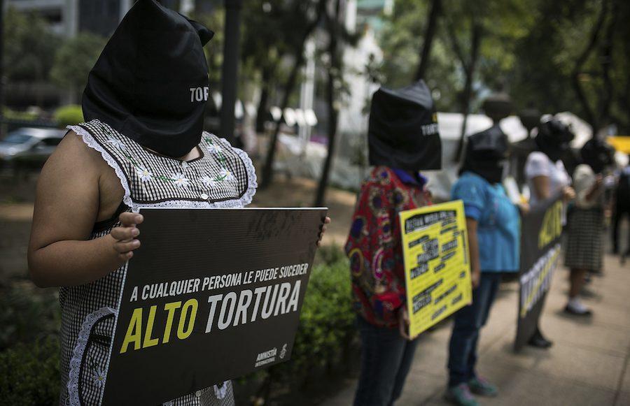 CNDH: Urgente erradicar la tortura - Capital México