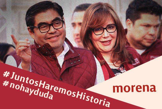 Resultado de imagen para Bertha Luján PRD