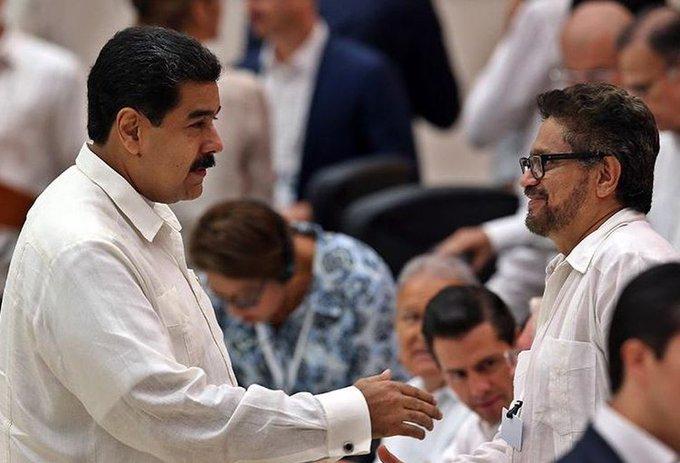 Iván Márquez contra Iván Márquez