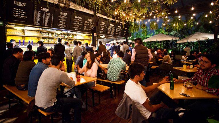 Los 5 Lugares Con Terraza Que Necesitas Conocer En La Cdmx