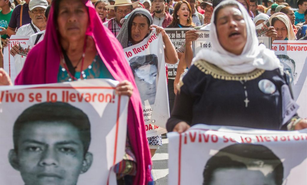 Otra Vez Ayotzinapa