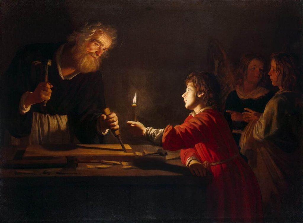 Báculo y Mando de San José