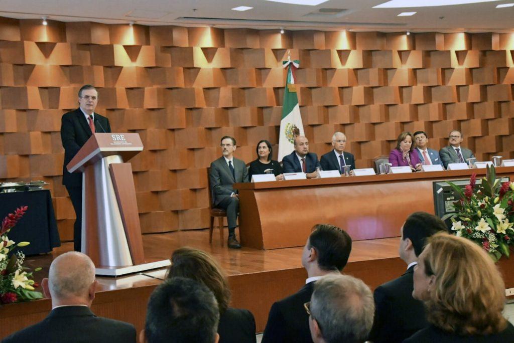 Marcelo Ebrard reiteró que las consecuencias internacionales de esa determinación ya se ofrecieron en la conferencia matutina del presidente Andrés Manuel López Obrador.