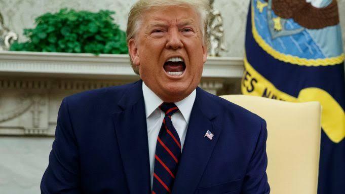 Donald Trump Foto: Internet