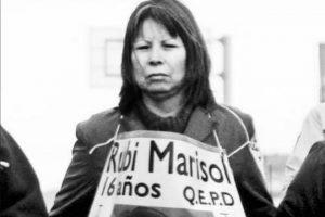 Marisela Escobedo Foto: Internet