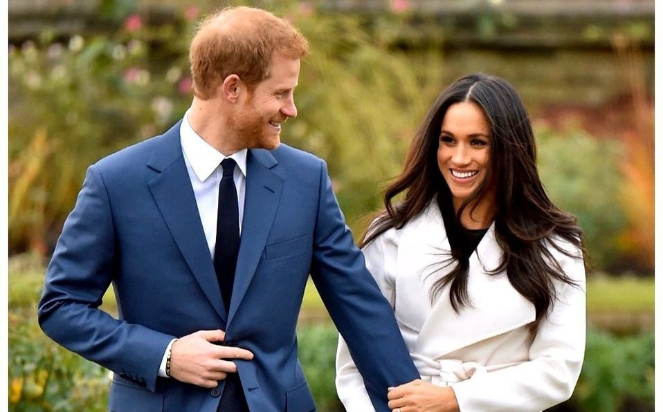 Príncipe Harry-Meghan Markle Foto: Internet