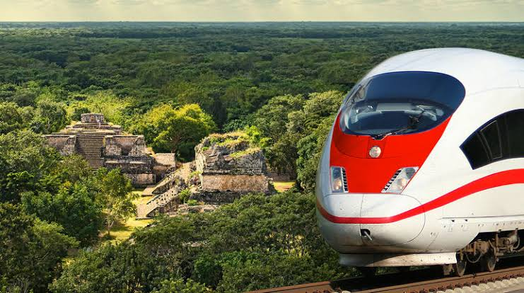Tren Maya Foto: Internet