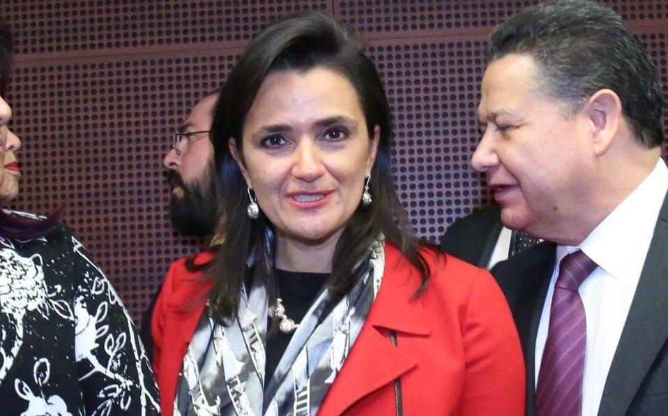 Ana Margarita Ríos Farjat Foto: Internet
