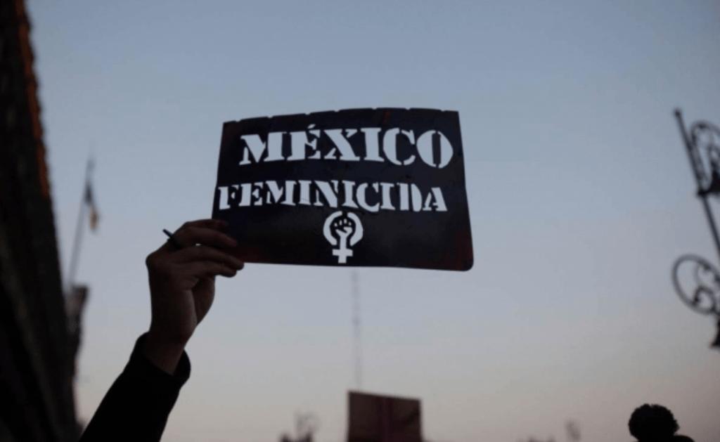Feminicidio Foto: Internet