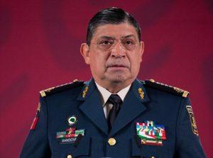 Luis Cresencio Sandoval Foto: Internet