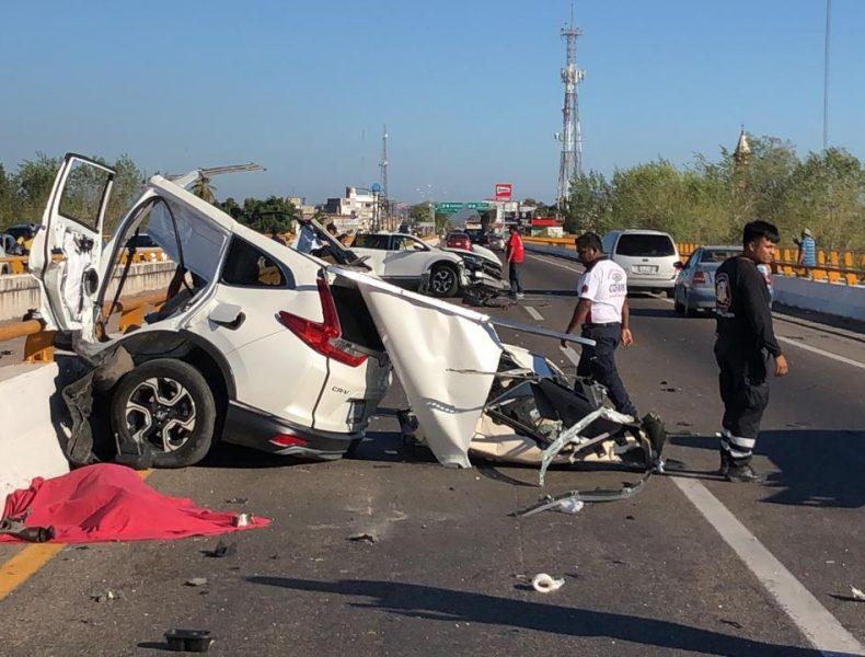 Accidente Foto: Internet