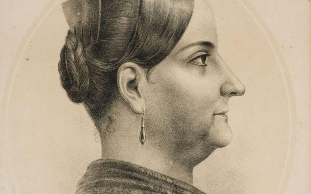 2 de marzo de 1829 falleció Josefa Ortiz de Domínguez
