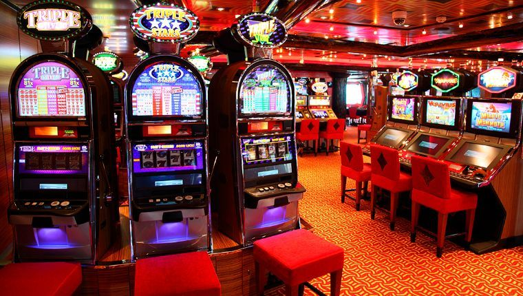 Casinos Foto: Internet