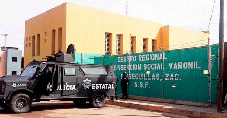 Centro de Readaptación Femenil de Cieneguillas Foto: Internet
