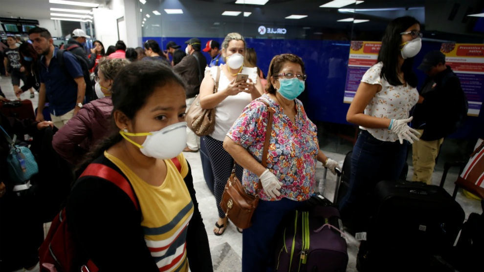 Coronavirus Foto: Internet