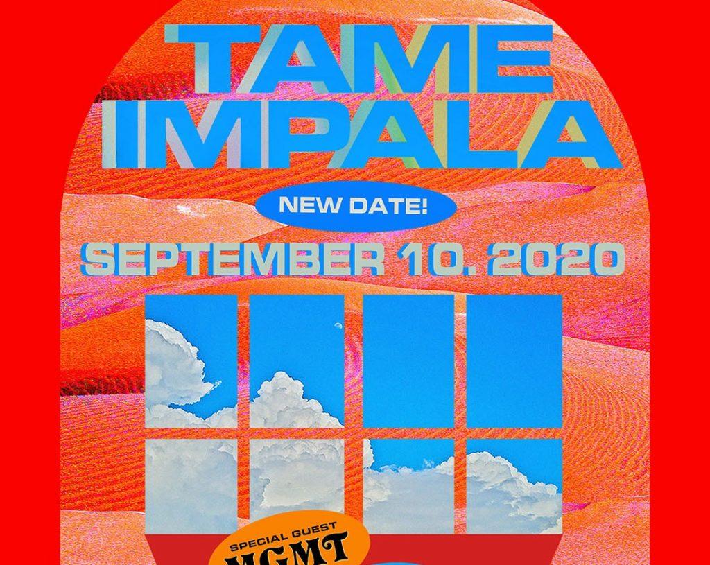 Tame Impala Foto: Internet
