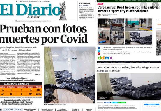 Periódicos Foto: Internet