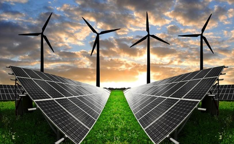 Energías renovables Foto: Internet