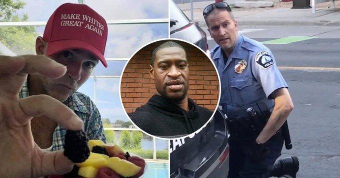 Detienen a Derek Chauvin, policía que presionó el cuello de George Floyd