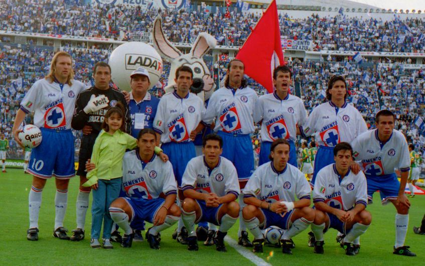 Cruz Azul Foto: Internet