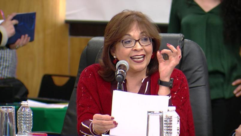 María de los Ángeles Huerta Foto: Internet