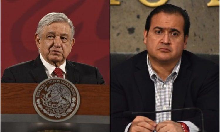 Judicatura revisaría caso de Javier Duarte: AMLO