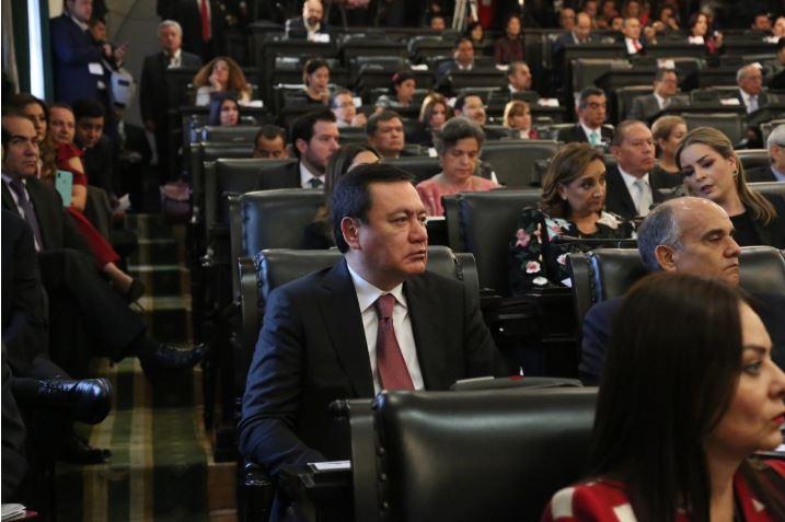 senadores del pri