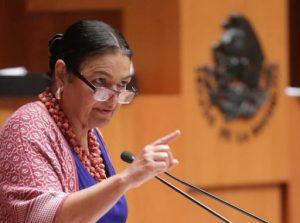 Dulce María Sauri Foto: Internet