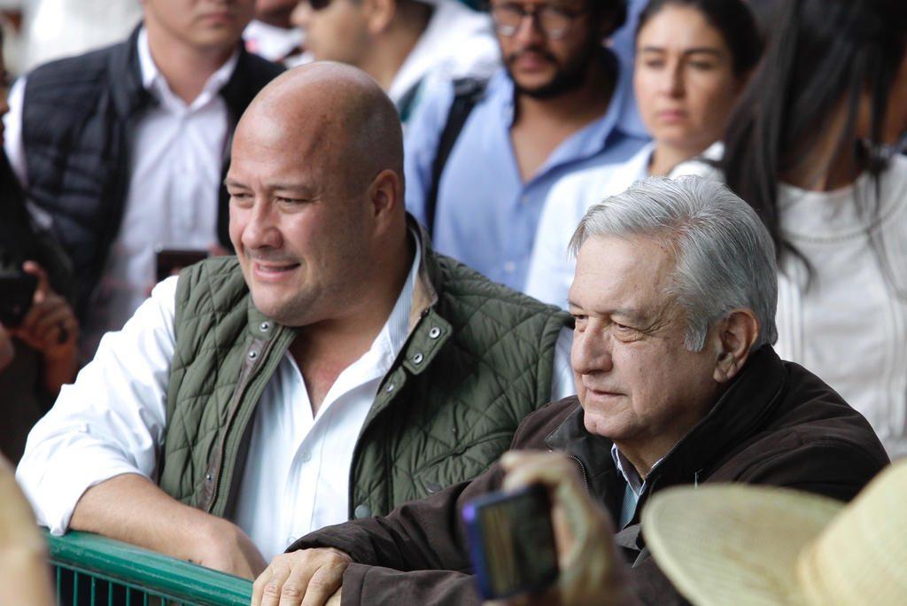 No quiero espectáculo con gobernador de Jalisco: AMLO