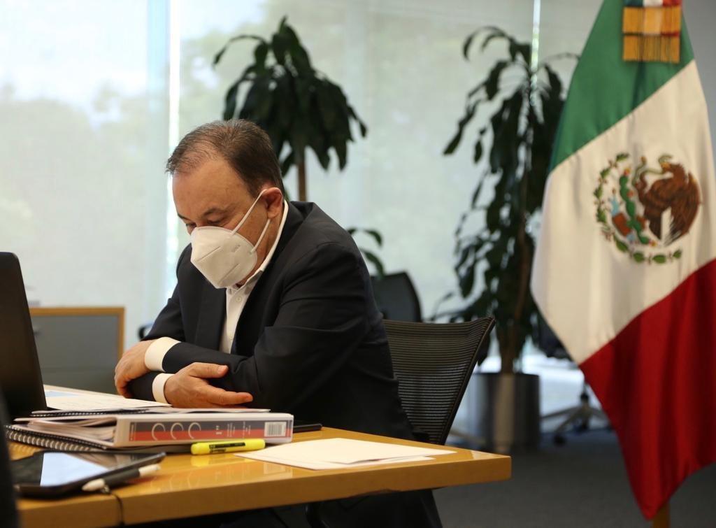 Pandemia por COVID-19, bajo control a cuenta gotas y a la baja: Alfonso Durazo
