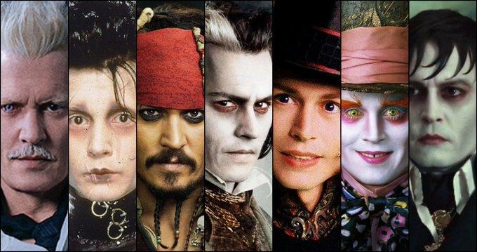 Johnny Depp cumple 57 años