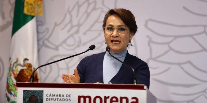 En año y medio este gobierno está logrando combatir la evasión fiscal, afirma la diputada Dolores Padierna
