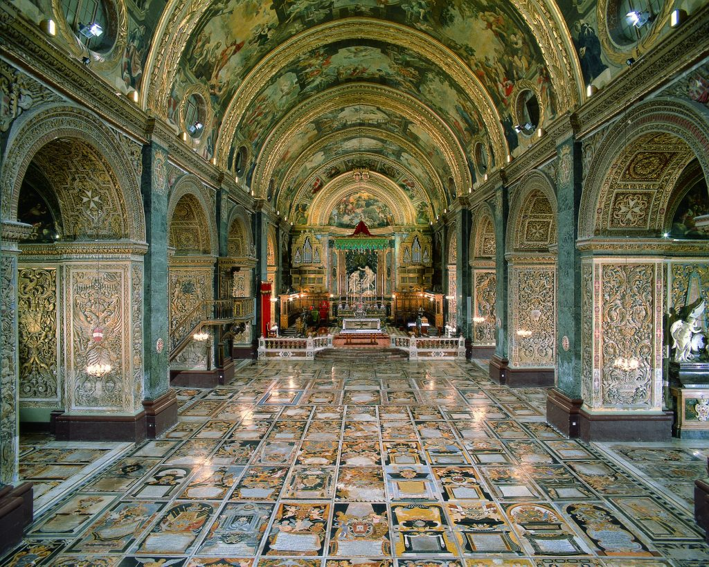 """""""Malta, dos catedrales"""""""