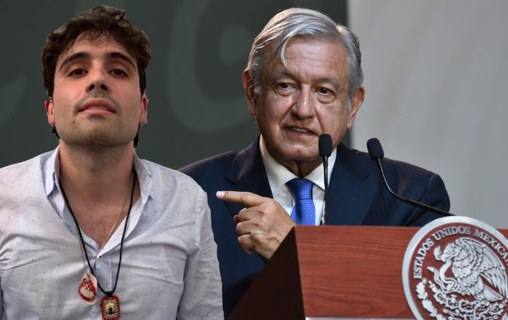 Ordené liberar a Ovidio Guzmán: AMLO