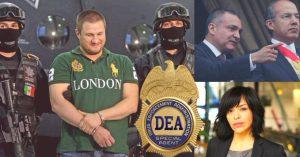 Aparte de narco 'La Barbie' era infiltrado de la DEA y el FBI