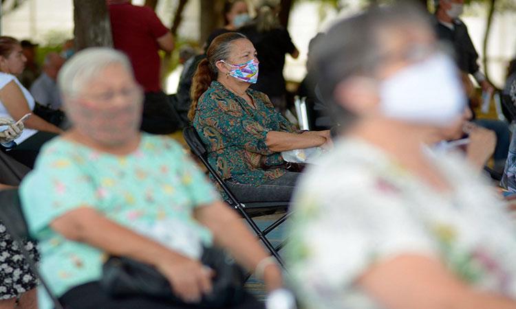 Arranca entrega adelantada de pensiones para adultos mayores