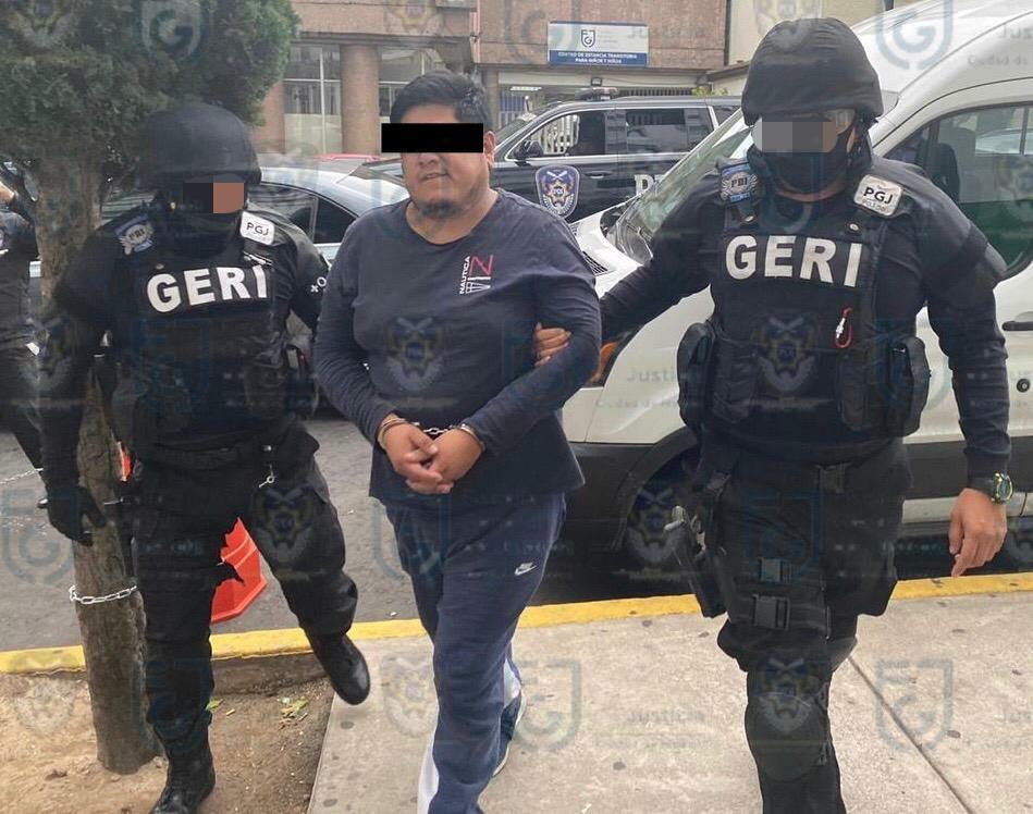 """Juez vinculó a proceso a """"El Detuk"""" operador del Cártel de Tláhuac"""