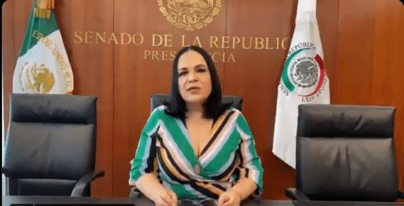 Mónica Fernández Foto: Tw