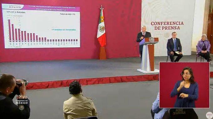 """AMLO pide """"limpia"""" en Guanajuato"""