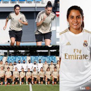 Kenti Robles primera mexicana que juega en Real Madrid