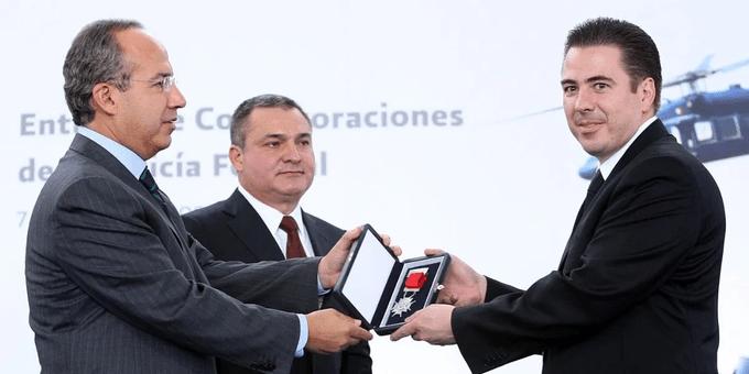 Luis Cárdenas Palomino y Ramón Pequeño de nexos con Cártel de Sinaloa: EUA